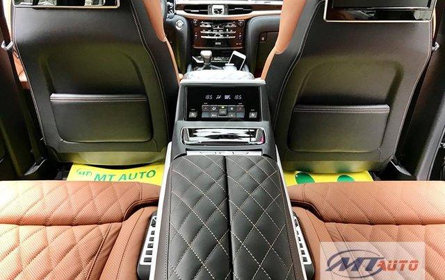 Bán xe Lexus LX570 - 4 chỗ SX 2018, màu đen độ MBS Trung Đông13