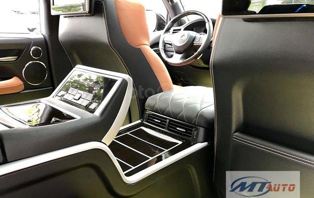 Bán xe Lexus LX570 - 4 chỗ SX 2018, màu đen độ MBS Trung Đông19