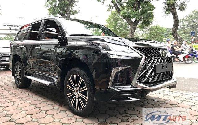 Bán xe Lexus LX570 - 4 chỗ SX 2018, màu đen độ MBS Trung Đông18