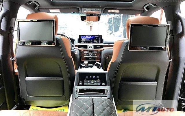 Bán xe Lexus LX570 - 4 chỗ SX 2018, màu đen độ MBS Trung Đông22