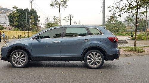 Cần bán Mazda CX9, sản xuất năm 2014, đăng ký lần đầu năm 2015, chính chủ, đi hơn 7 vạn2
