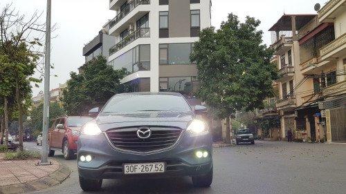 Cần bán Mazda CX9, sản xuất năm 2014, đăng ký lần đầu năm 2015, chính chủ, đi hơn 7 vạn0
