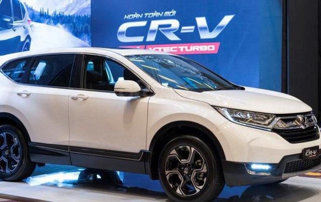 Honda CR-V 1.5 Turbo L 2019, Honda Ô tô Đắk Lắk- Hỗ trợ trả góp 80%, giá ưu đãi cực tốt–Mr. Trung: 0935.751.5160