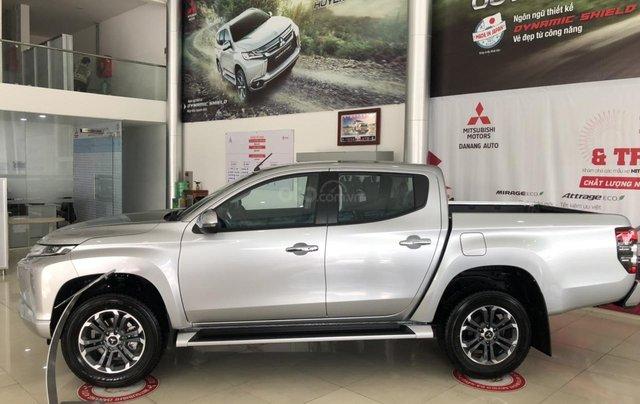 [Siêu hot] Mitsubishi Triton 2019, màu bạc, nhập khẩu Thái, đẳng cấp phân khúc, cho vay 80%. LH: 0905.91.01.992