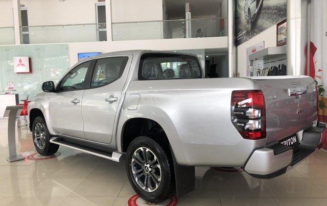 [Siêu hot] Mitsubishi Triton 2019, màu bạc, nhập khẩu Thái, đẳng cấp phân khúc, cho vay 80%. LH: 0905.91.01.993