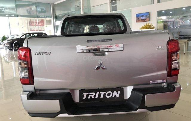 [Siêu hot] Mitsubishi Triton 2019, màu bạc, nhập khẩu Thái, đẳng cấp phân khúc, cho vay 80%. LH: 0905.91.01.994