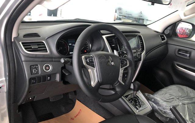 [Siêu hot] Mitsubishi Triton 2019, màu bạc, nhập khẩu Thái, đẳng cấp phân khúc, cho vay 80%. LH: 0905.91.01.996
