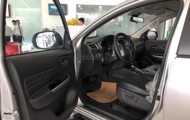 [Siêu hot] Mitsubishi Triton 2019, màu bạc, nhập khẩu Thái, đẳng cấp phân khúc, cho vay 80%. LH: 0905.91.01.997