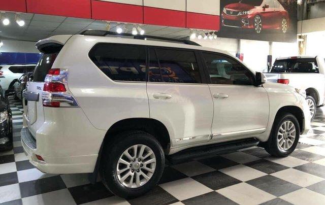 Bán Toyota Prado 2.7 sản xuất 2016, màu trắng1