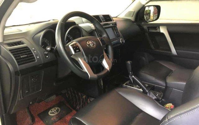 Bán Toyota Prado 2.7 sản xuất 2016, màu trắng5