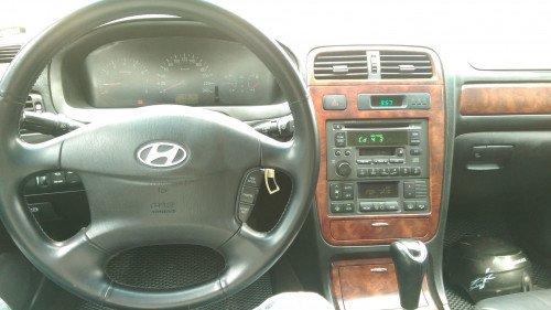 Bán Hyundai Sonata 3.0 AT 2005, màu đen, giá cạnh tranh13