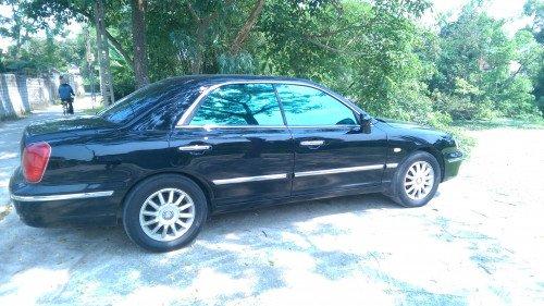 Bán Hyundai Sonata 3.0 AT 2005, màu đen, giá cạnh tranh5