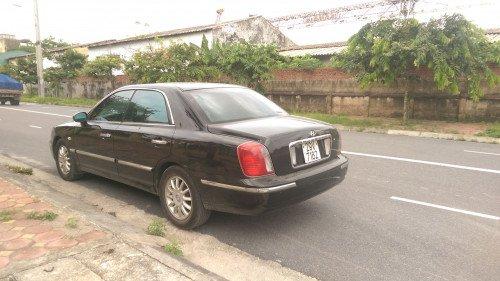 Bán Hyundai Sonata 3.0 AT 2005, màu đen, giá cạnh tranh15