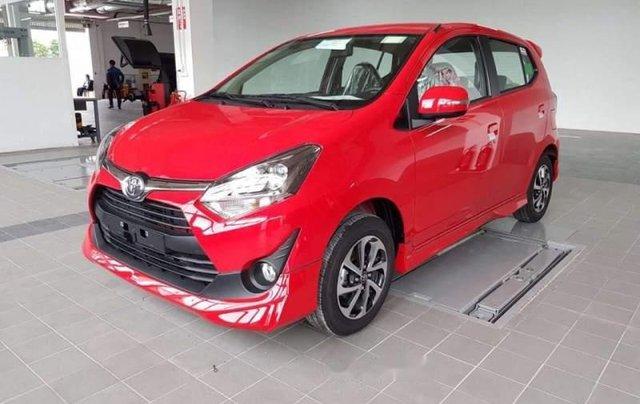 Bán Toyota Wigo đời 2019, màu đỏ, nhập khẩu giá cạnh tranh0