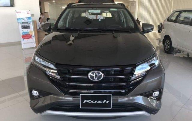 Bán Toyota Rush 1.5AT đời 2019, nhập khẩu, 668tr0