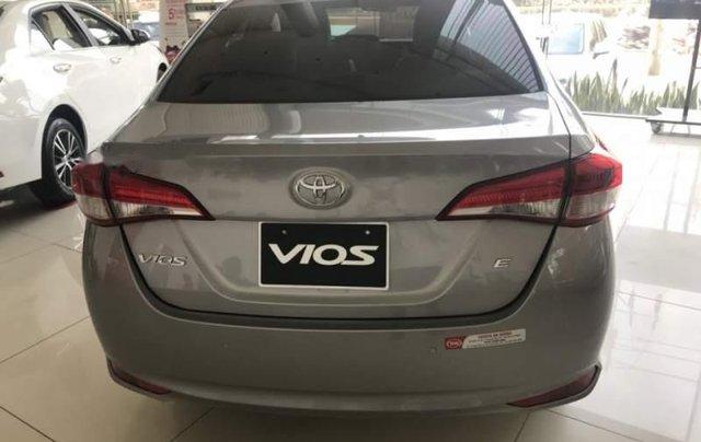 Bán Toyota Vios E đời 2019, màu xám, giá chỉ 509 triệu2