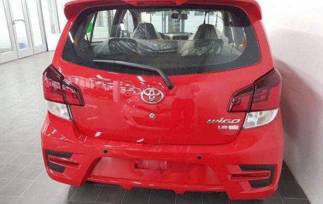 Bán Toyota Wigo đời 2019, màu đỏ, nhập khẩu giá cạnh tranh3