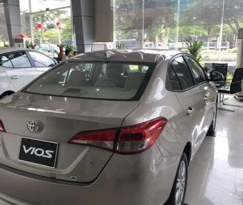 Bán Toyota Vios E sản xuất 2019, giá 506tr4