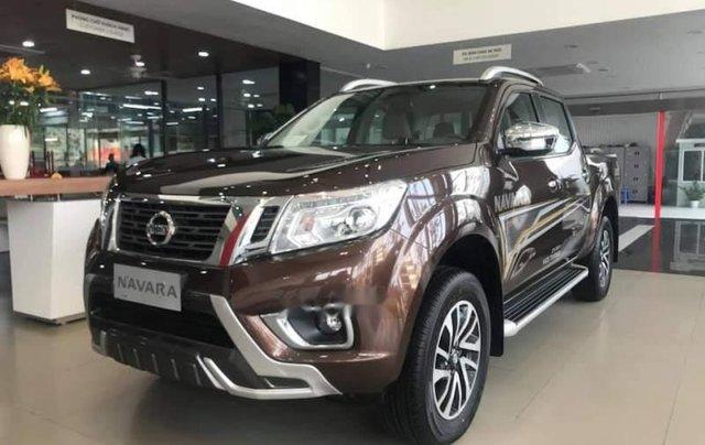Bán ô tô Nissan Navara năm sản xuất 2018, màu nâu0