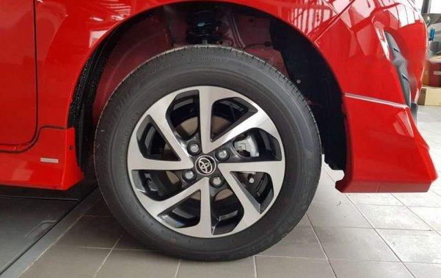 Bán Toyota Wigo đời 2019, màu đỏ, nhập khẩu giá cạnh tranh4