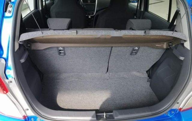 Bán Suzuki Celerio năm sản xuất 2018, màu xanh lam, nhập khẩu giá cạnh tranh4