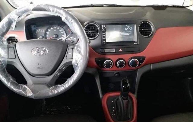 Bán xe Hyundai Grand i10 sản xuất năm 2019, màu đỏ4