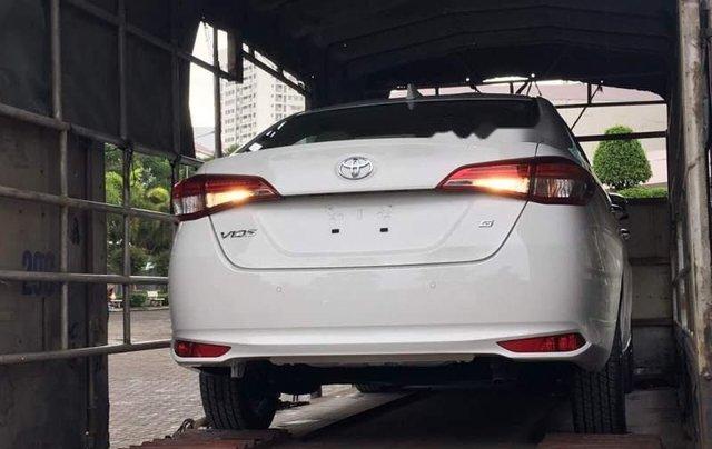 Bán Toyota Vios G đời 2019, màu trắng, giá tốt4