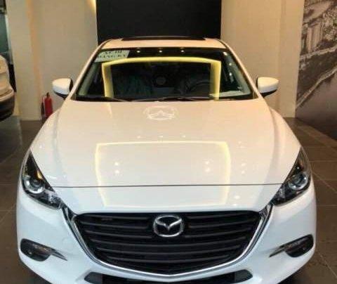 Cần bán xe Mazda 3 1.5AT đời 2019, màu trắng1