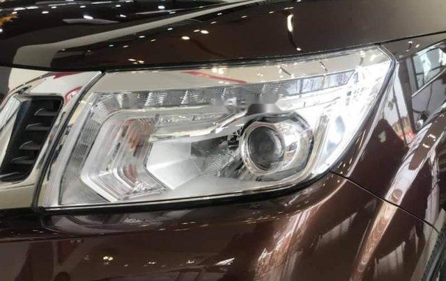 Bán ô tô Nissan Navara năm sản xuất 2018, màu nâu4