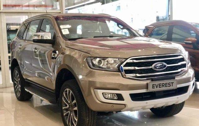 Bán Ford Everest sản xuất năm 2019, xe nhập5