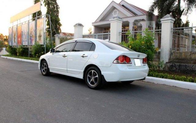 Bán Honda Civic sản xuất 2006, màu trắng, còn mới  1