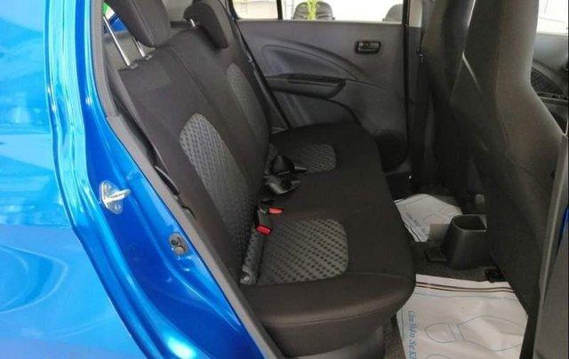 Bán Suzuki Celerio năm sản xuất 2018, màu xanh lam, nhập khẩu giá cạnh tranh3