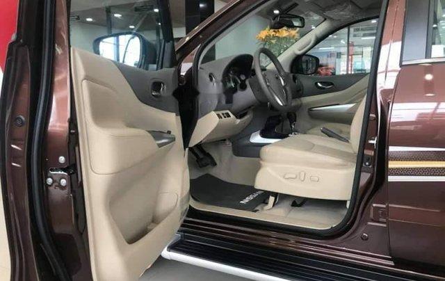 Bán ô tô Nissan Navara năm sản xuất 2018, màu nâu3