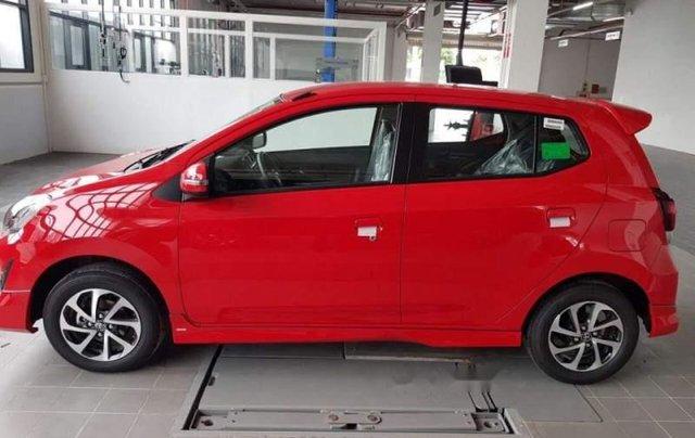 Bán Toyota Wigo đời 2019, màu đỏ, nhập khẩu giá cạnh tranh1