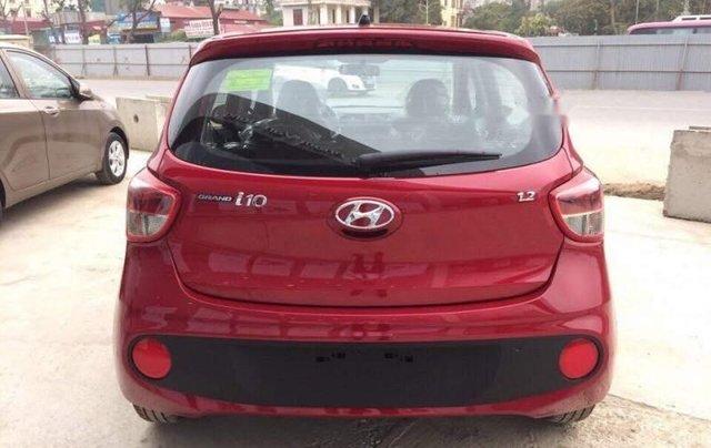Bán xe Hyundai Grand i10 sản xuất năm 2019, màu đỏ3