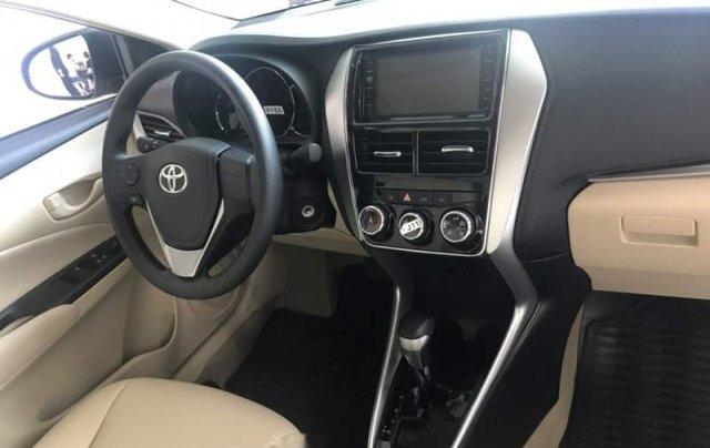 Bán Toyota Vios E đời 2019, màu xám, giá chỉ 509 triệu1