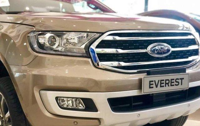 Bán Ford Everest sản xuất năm 2019, xe nhập4