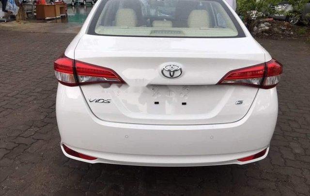 Bán Toyota Vios G đời 2019, màu trắng, giá tốt1