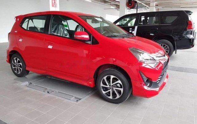 Bán Toyota Wigo đời 2019, màu đỏ, nhập khẩu giá cạnh tranh2