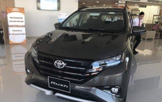 Bán Toyota Rush 1.5AT đời 2019, nhập khẩu, 668tr1