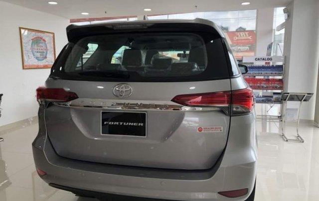 Bán Toyota Fortuner 2.4G 2019, màu bạc, nhập khẩu  4