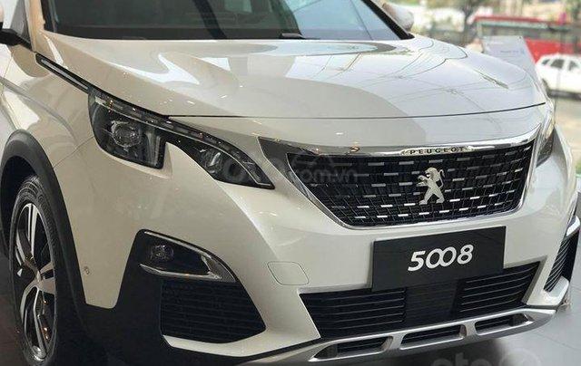 Bán Peugeot 5008 - Khuyến mãi giảm giá cực khủng - Chỉ cần trả trước 430 triệu - Hồng Quân - 0965.68.69.681