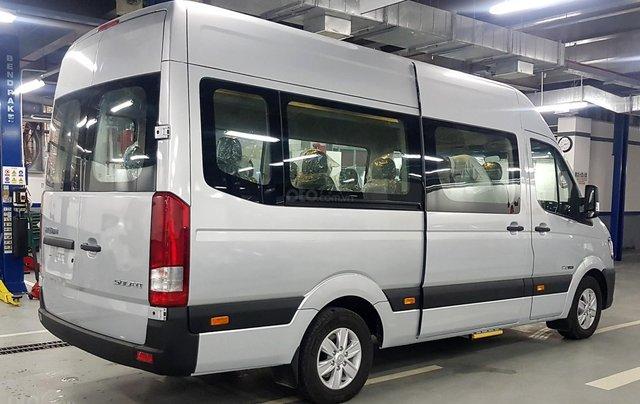 Bán ô tô Hyundai Solati 2018, màu bạc, có giao ngay. LH: 09716262387