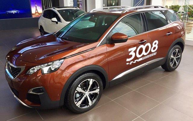 Peugeot Thanh Xuân bán xe 3008 hỗ trợ trả góp và nhiều khuyến mại1