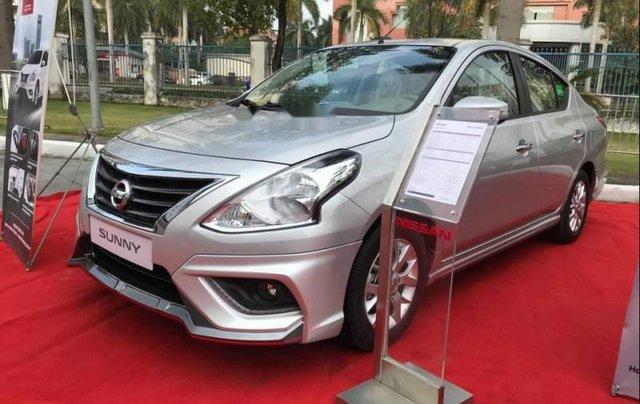 Cần bán xe Nissan Sunny năm sản xuất 2019, màu bạc, 498 triệu2
