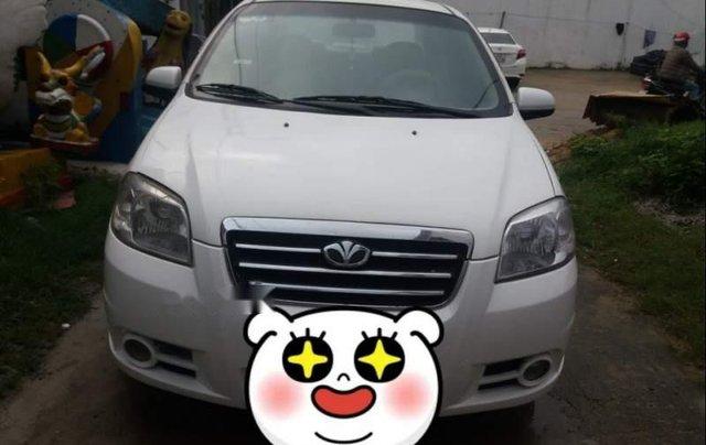 Xe Daewoo Gentra sản xuất 2010, màu trắng, nhập khẩu nguyên chiếc còn mới0
