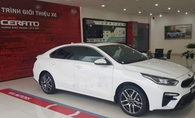 Bán ô tô Kia Cerato năm 2019, màu trắng, giá tốt4