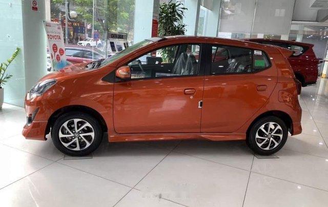 Cần bán Toyota Wigo đời 2019, nhập khẩu, 345 triệu3