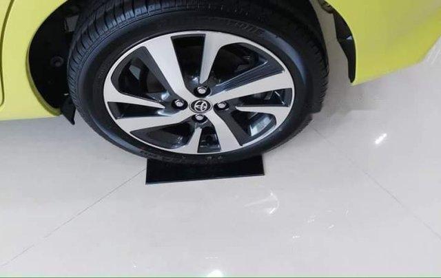 Bán Toyota Yaris 2019, màu vàng, nhập khẩu2