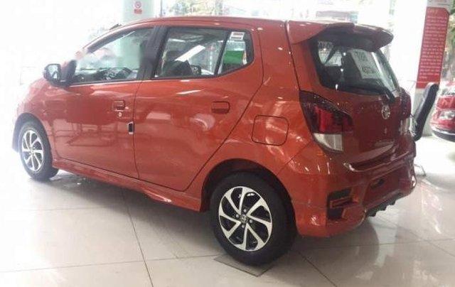 Cần bán Toyota Wigo đời 2019, nhập khẩu, 345 triệu0